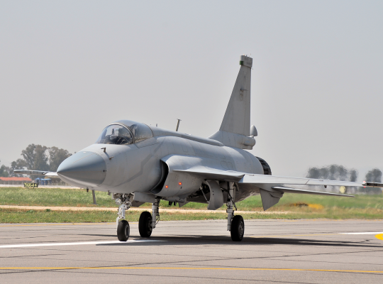 F-16 defensie leger