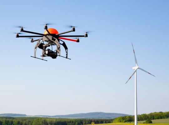 Mist Vlaanderen de drone-revolutie?
